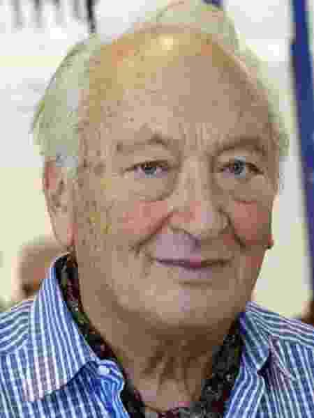 O escritor Joseph Joffo em 4 de novembro de 2005 - AFP/Arquivos
