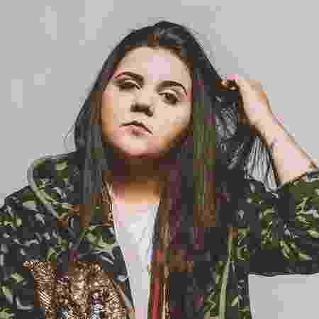 A cantora sertaneja Yasmin Santos - Divulgação
