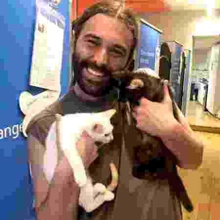 Jonathan Van ness - Divulgação/Pennsylvania SPCA