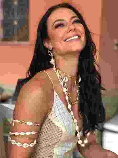 Paolla Oliveira interpreta Vivi Guedes em A Dona do Pedaço - Reprodução/Instagram