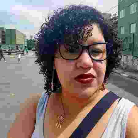 Glaucia Duarte dos Santos - Acervo pessoal