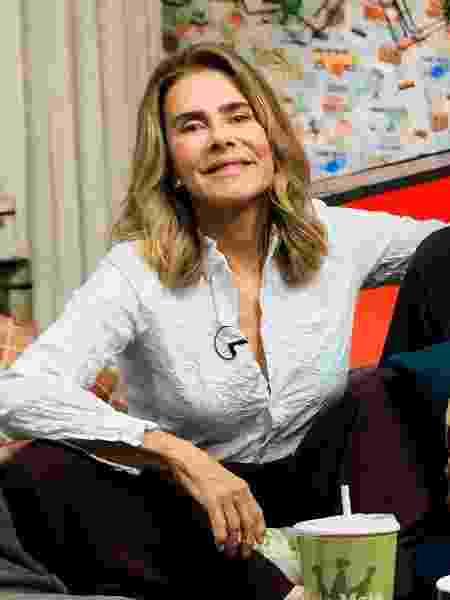 Maitê Proença participa do progarma de Rosana Hermann e Fábio Porchat -