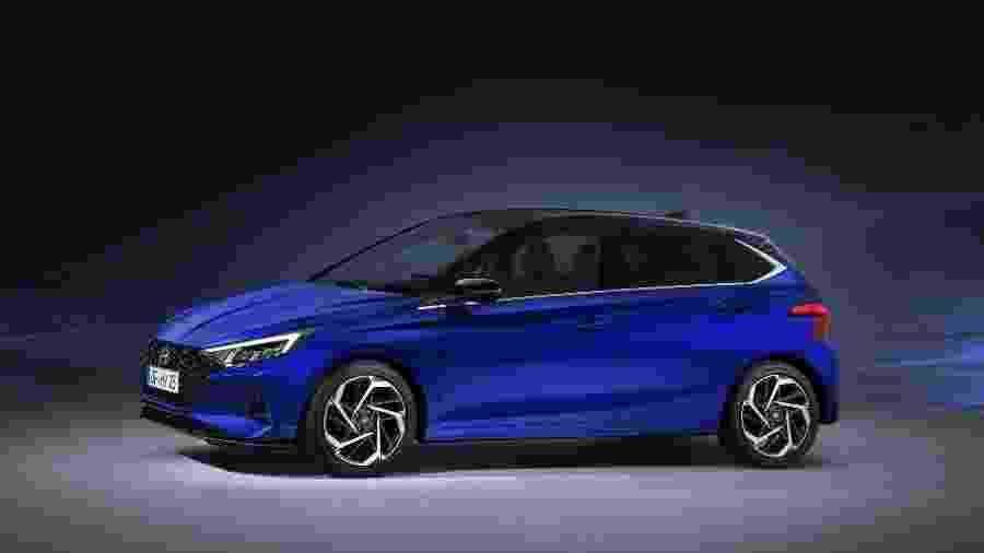 Hyundai i20 - Divulgação