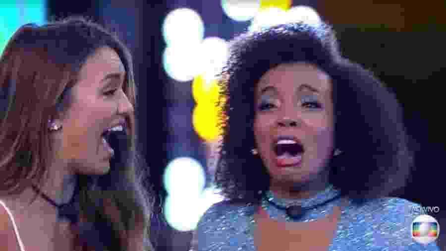 Thelma é a campeã do BBB 20  - Reprodução/TV Globo