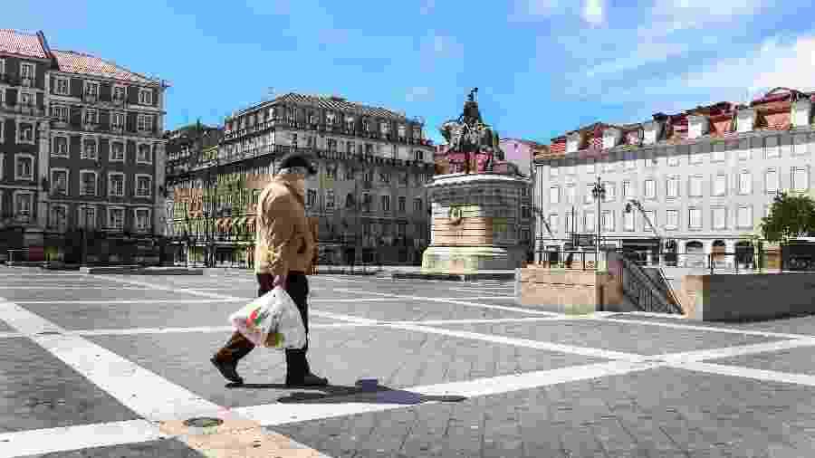 Parlamento de Portugal aprova novo estado de emergência contra covid-19 - NurPhoto/Getty Images