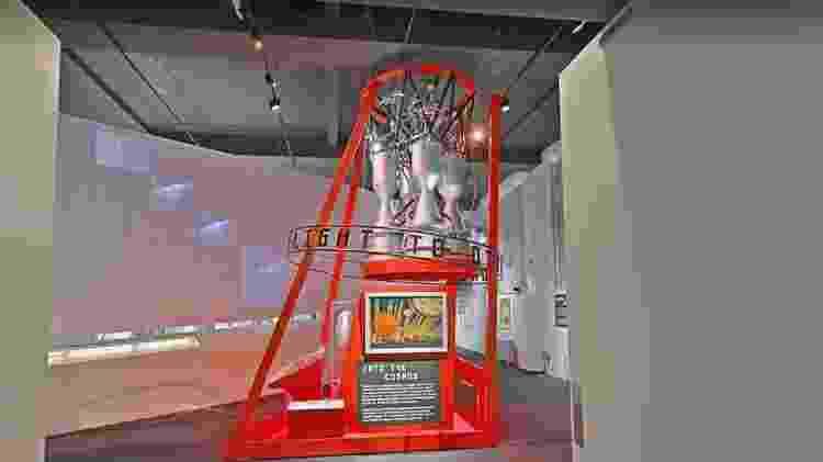 Science Museum London - Cosmonauts Exhibition - Google StreetView