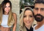 Viviane Araújo perde processo contra ex-marido Radamés e Caroline Furlan - Reprodução/Instagram