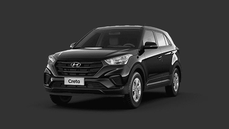 Hyundai Creta Attitude 1.6 PCD - Divulgação - Divulgação