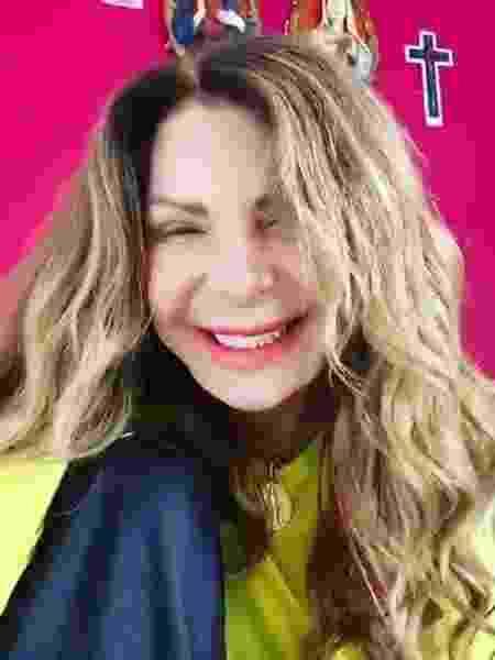 Elba Ramalho publicou vídeo nas redes sociais - Reprodução/Instagram @elbaramalho
