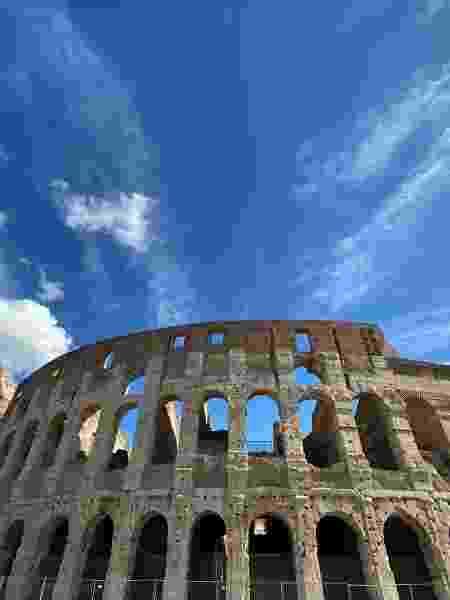 Coliseu, em Roma, visto de fora - Rafael Tonon - Rafael Tonon