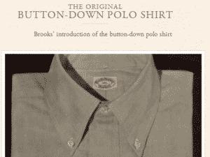 Button Down Polo Shirt - Reprodução - Reprodução