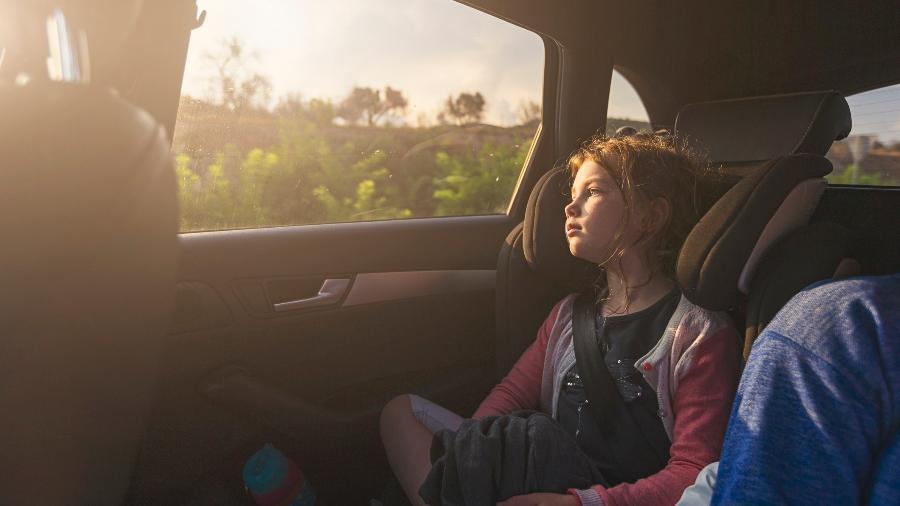 Uso da cadeirinha de segurança para crianças é obrigatório; veja algumas opções - Getty Images