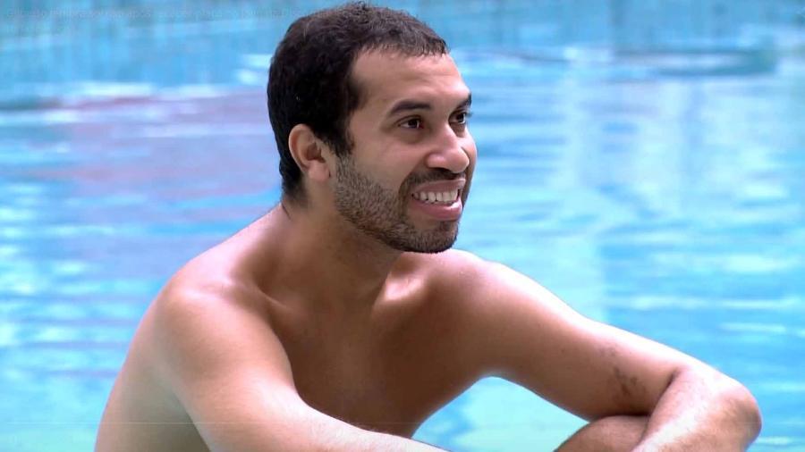 BBB 21: Gilberto disse que seu sorriso no jogo da discórdia foi falso - Reprodução/Globoplay