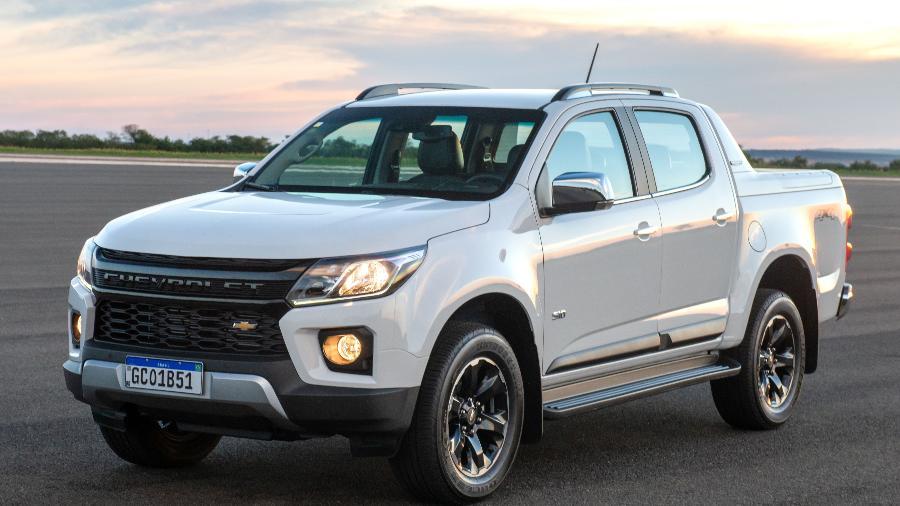 Chevrolet S10  - Divulgação