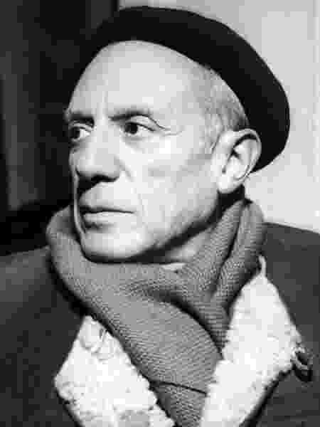 Pablo Picasso - Reprodução - Reprodução