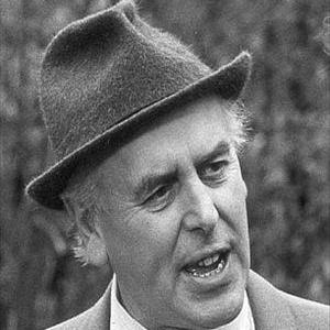 "George Cole era o Arthur Daley na série de TV ""Minder"""