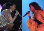 Katy Perry ou Rihanna, quem fez o melhor show no Rock in Rio 2015? - Montagem/Marco Antonio Teixeira/UOL