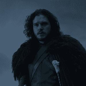 """Jon Snow (Kit Harington) em teaser da sexta temporada de """"Game of Thrones"""" - Reprodução/HBO"""
