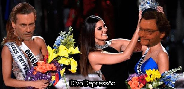Diva Wagner - Montagem/Diva Depressão - Montagem/Diva Depressão