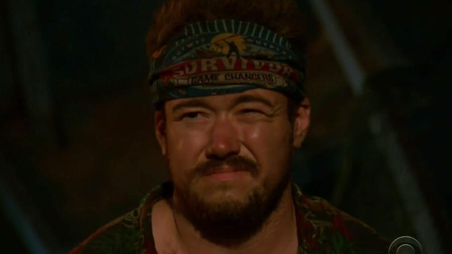 """Colega revelou que Zeke Smith (foto) é trans em episódio de """"Survivor"""" - Reprodução"""