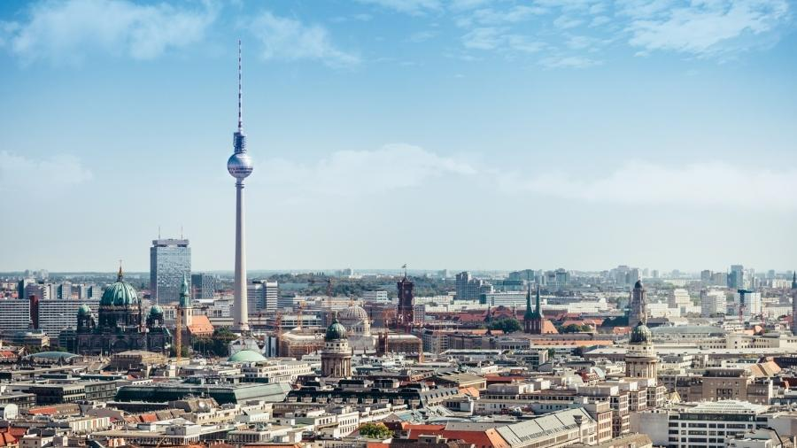 Berlim, capital alemã (na foto) - Getty Images