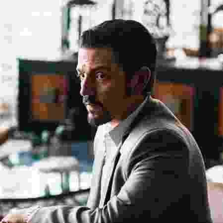 """Diego Luna em cena de """"Narcos: México"""" - Carlos Somonte/Netflix"""