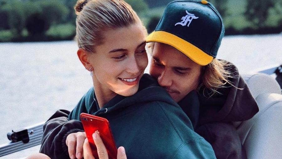 Hailey Baldwin e Justin Bieber - Instagram