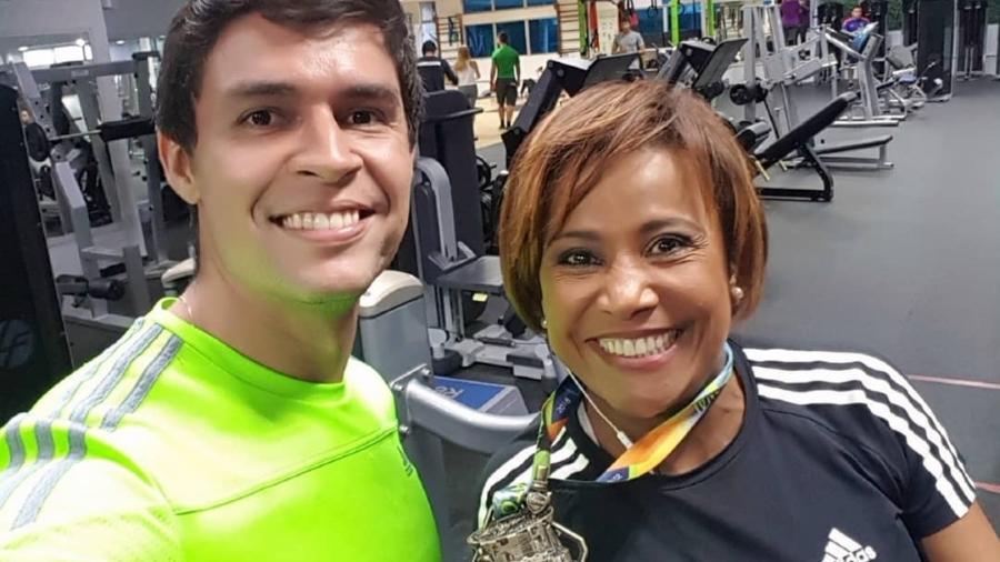 Pedro Henrique, personal trainer de Graça Araújo, lamenta morte de apresentadora do SBT - Reprodução/Instagram/pedropersonaltrainer