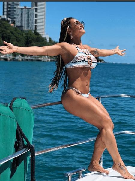 Scheila Carvalho - Reprodução/Instagram