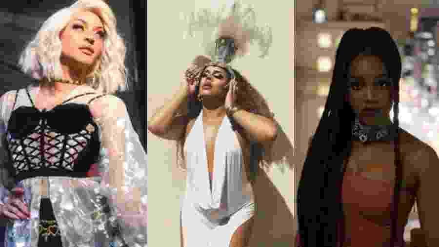 Pabllo Vittar, Gloria Groove e Iza lutam para que o STF torne crime o preconceito por orientação sexual - Reprodução/Instagram