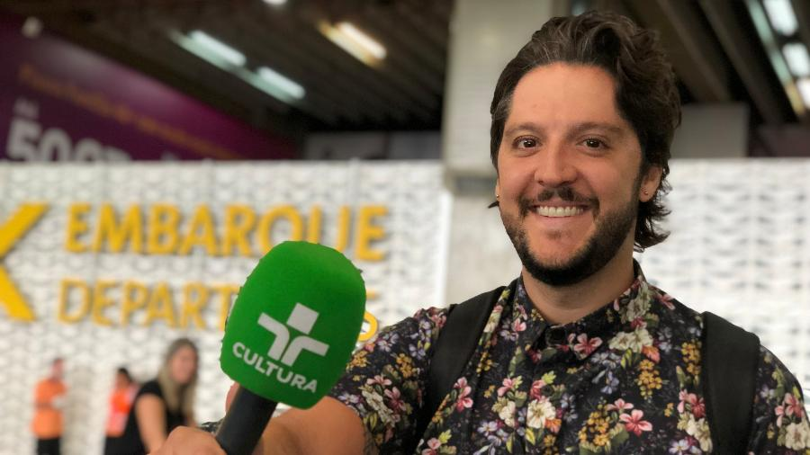 André Vasco vai trabalhar no Carnaval da TV Cultura - Divulgação/TV Cultura