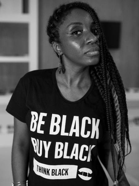 """A fundadora do movimento """"Black Money"""" no Brasil, Nina Silva - Divulgação/ Alexandre Maciel"""