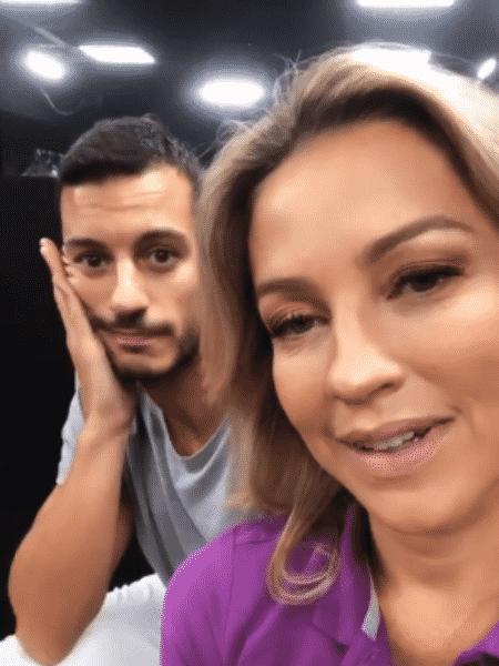 Ruben Rua e Luana Piovani - Reprodução/Instagram