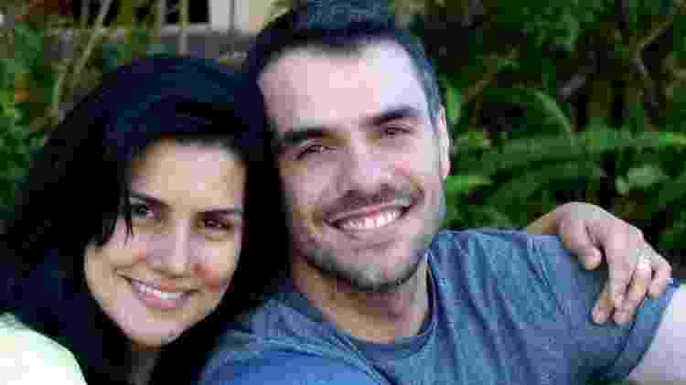 Mariana Felício e Daniel Saullo - Reprodução/Instagram - Reprodução/Instagram
