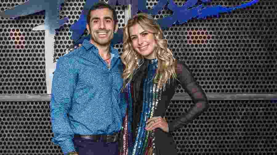 Kaysar terá a bailarina Mayara Araújo como parceira na ?Dança dos Famosos? - Fábio Rocha/TV Globo