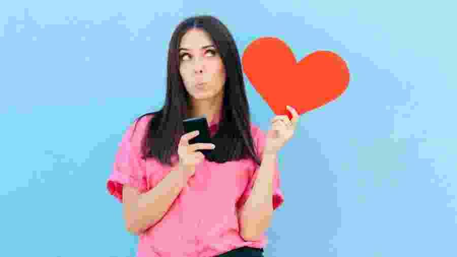 Dá para saber se o namoro que começou nos apps de paquera vai engrenar. Entenda - iStock