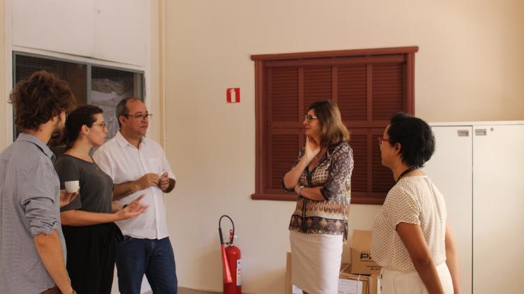 Secretária visita Centro de Referência e Atendimento para Imigrantes (CRAI) em São Paulo - Reprodução/Prefeitura