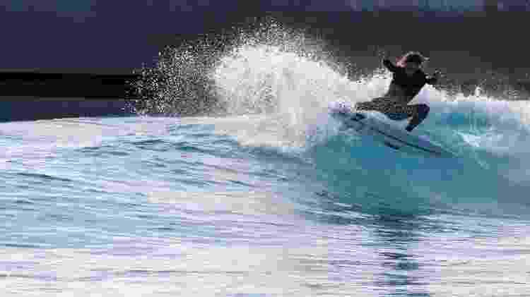 O plano é que o time do Reino Unido treine no local para a Olimpíada de Toquio — quando o surfe será um esporte olímpico - Image Cabin/Divulgação