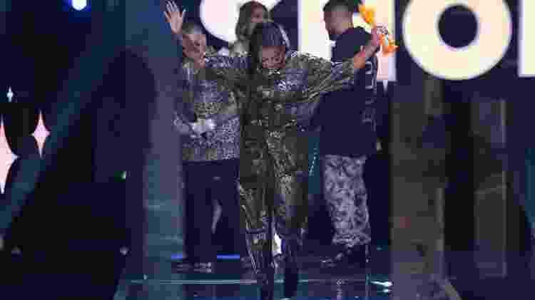 Ludmilla vence prêmio de melhor cantora do ano no Prêmio Multishow - Roberto Filho/Brazil News  - Roberto Filho/Brazil News
