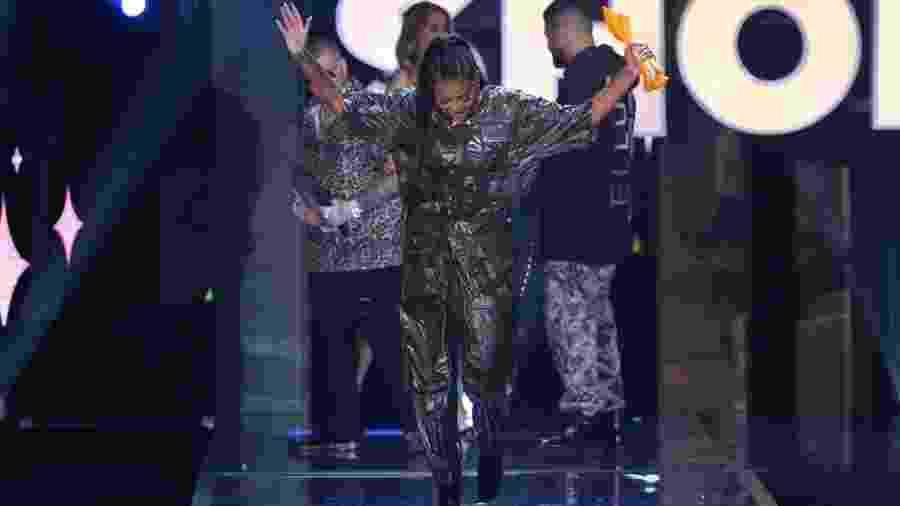 Ludmilla vence prêmio de melhor cantora do ano no Prêmio Multishow - Roberto Filho/Brazil News