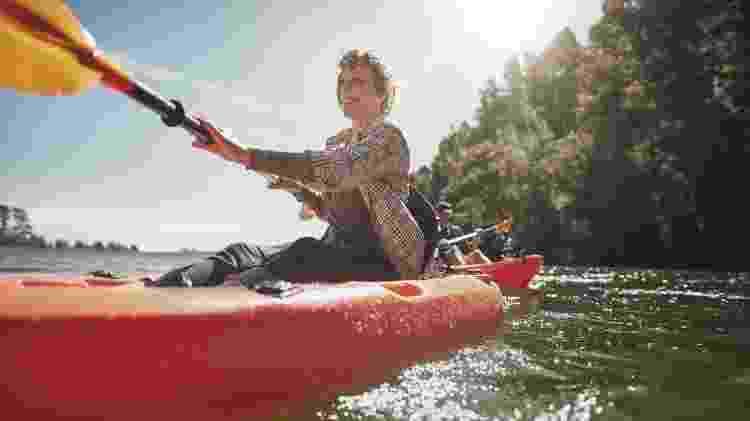 Viajar não basta: aventura-se mais também está nos planos para a aposentadoria - iStock