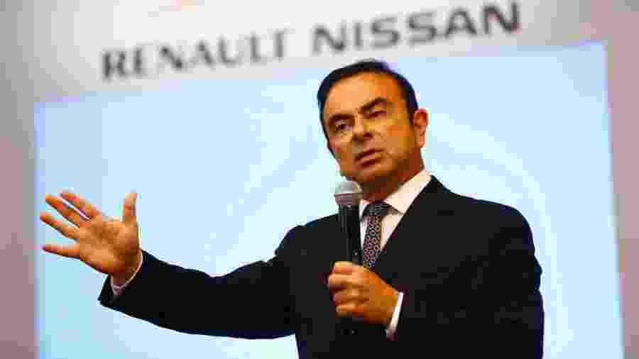 Carlos Ghosn - Divulgação