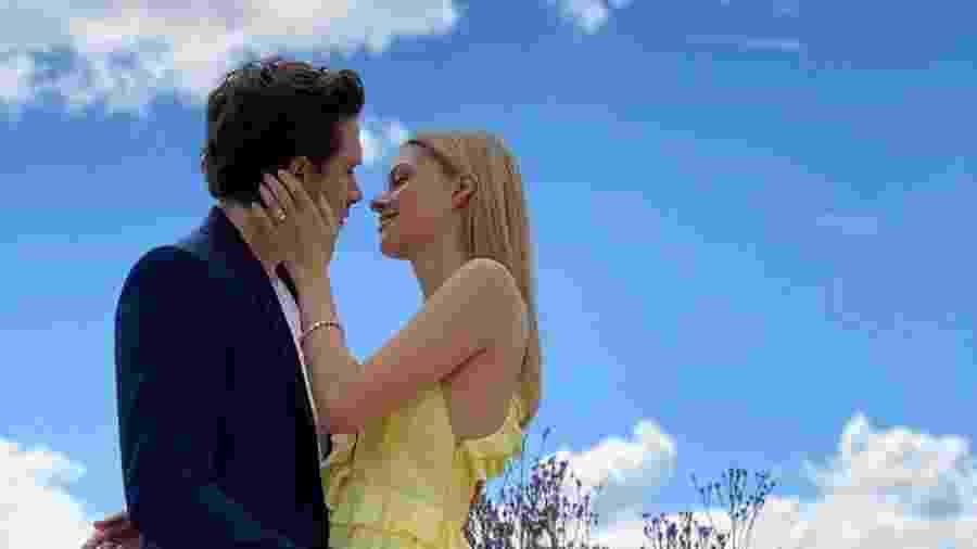 Brooklyn Beckham e a noiva, Nicola Peltz - Reprodução/Insatagram