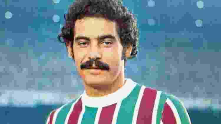 Rivelino - Divulgação/FluminenseFC - Divulgação/FluminenseFC