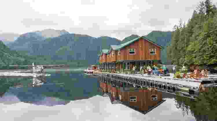 Great Bear Lodge - Divulgação - Divulgação