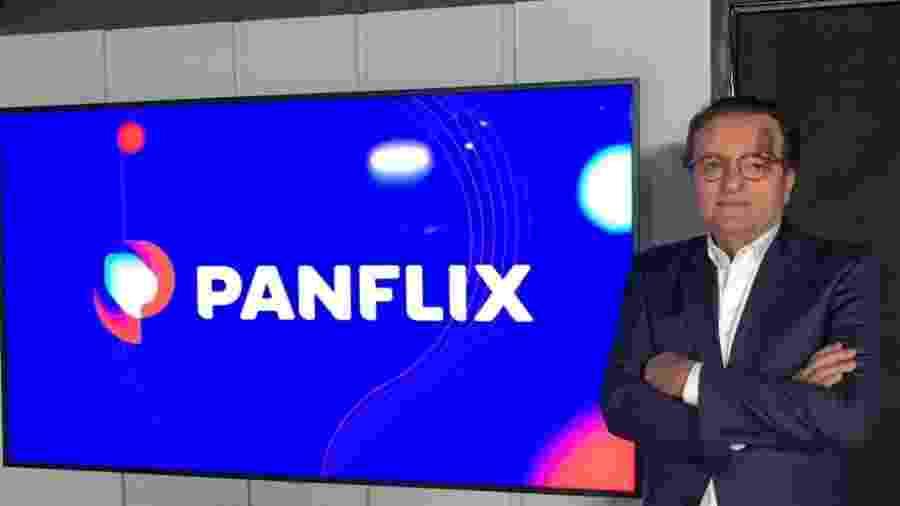 Antonio Augusto do Amaral de Carvalho Filho, o Tutinha, 64, presidente e CEO da Jovem Pan - Reprodução/Internet