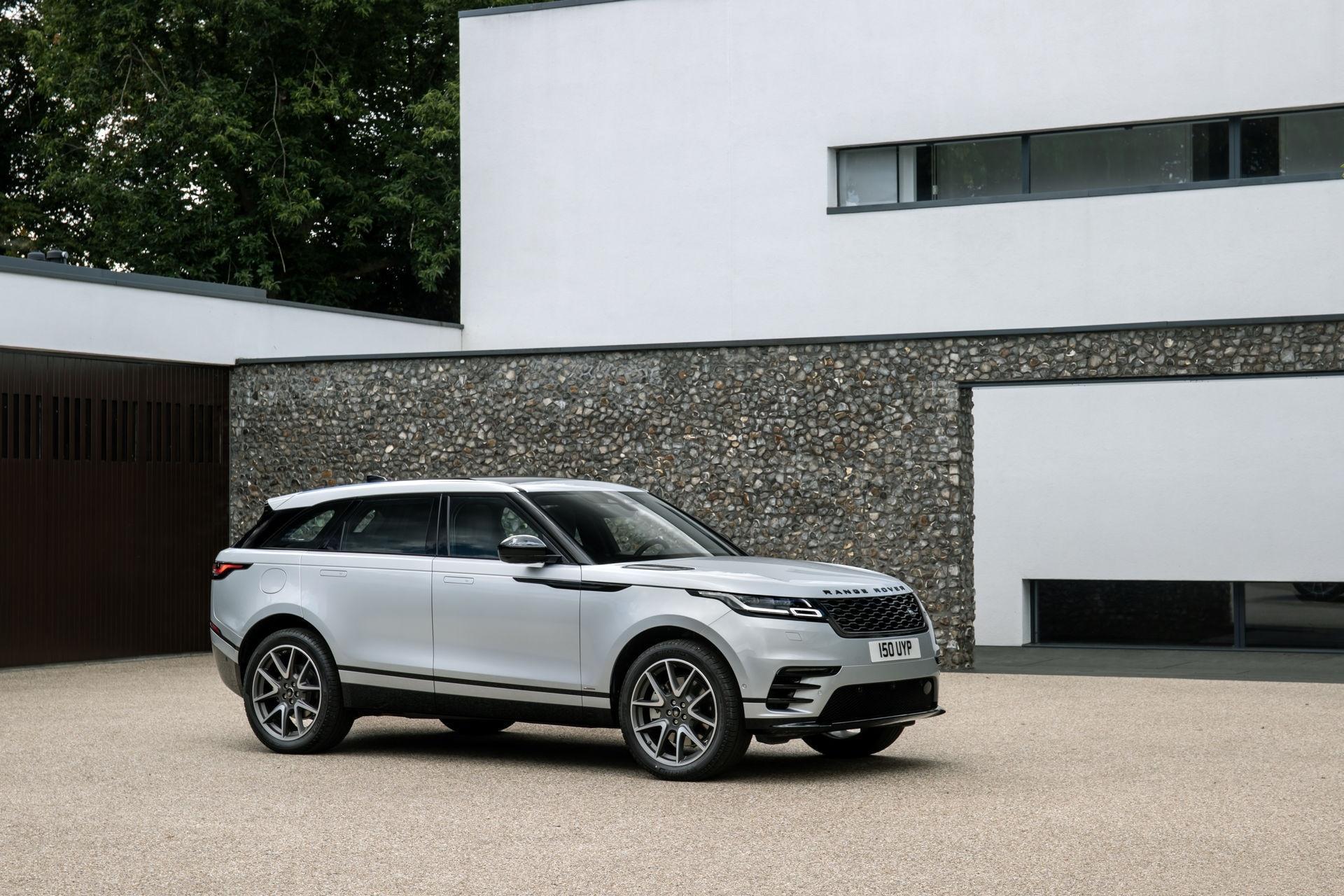 Range Rover Velar Chega A Versao 2021 Com Novos Motores E Opcao Hibrida 23 09 2020 Uol Carros