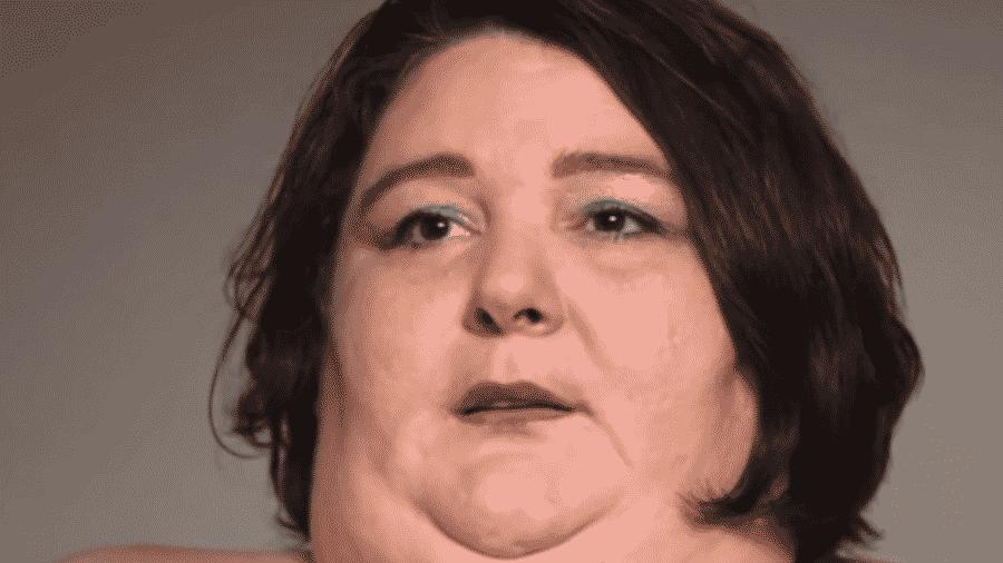 """Coliesa McMillian, participante do reality """"Quilos Mortais"""" - Reprodução"""