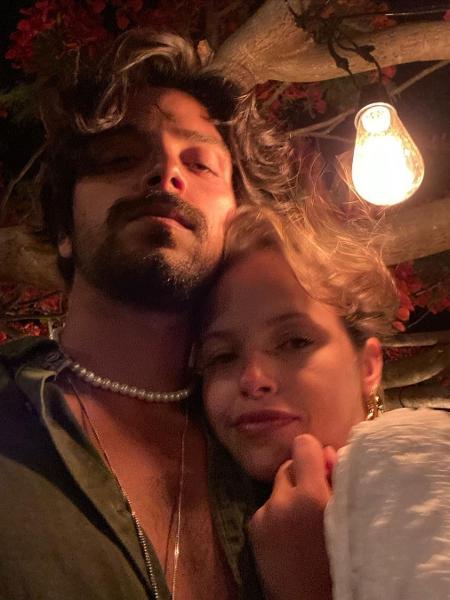 Rodrigo Simas e Agatha Moreira - Reprodução/Instagram @simasrodrigo