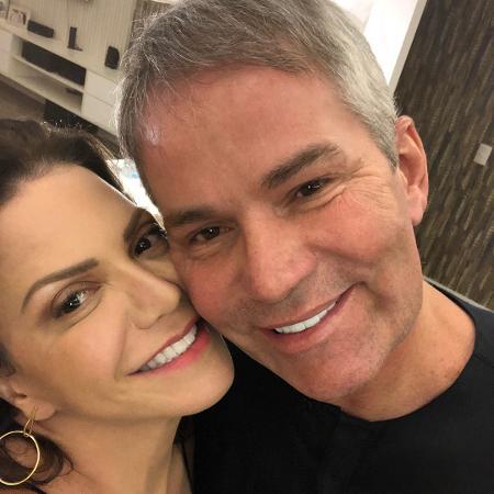 Simone e Márcio Poncio reataram o casamento  - Reprodução/Instagram @simoneponcioficial